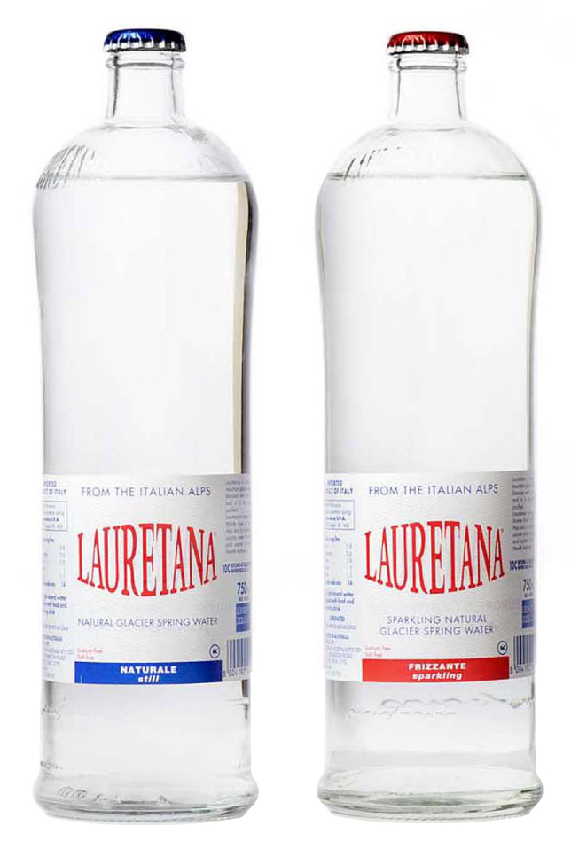 Lauretana Bottles